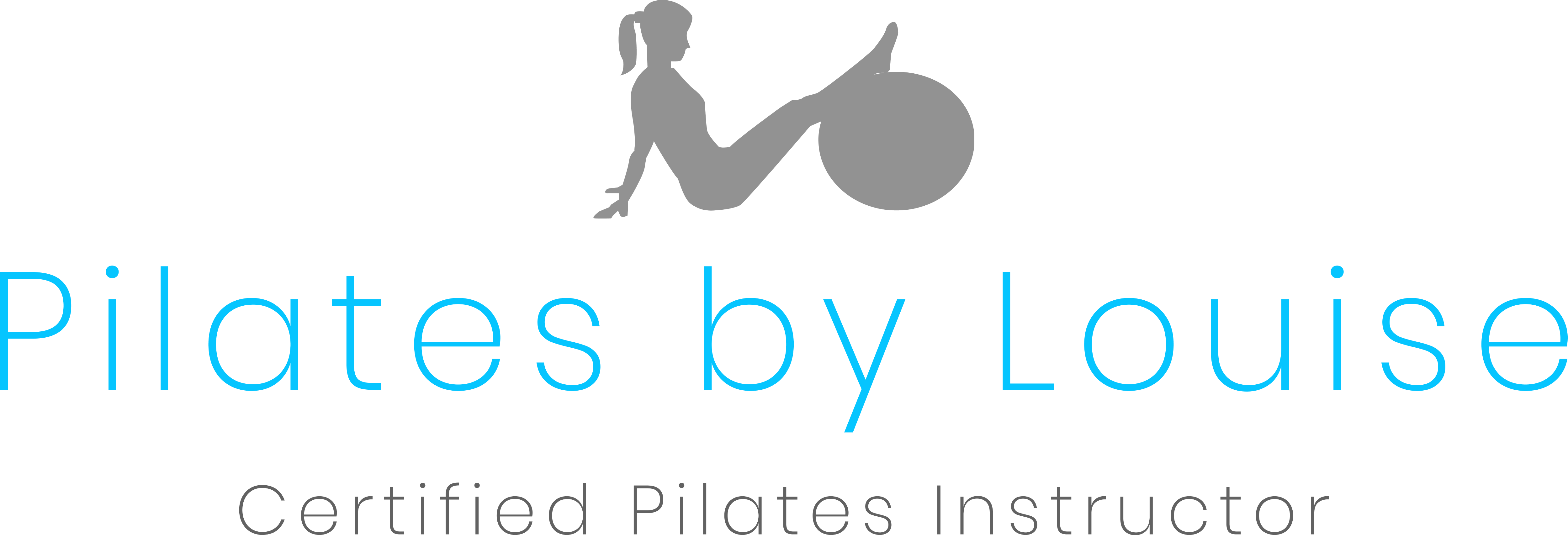pilates by louise logo